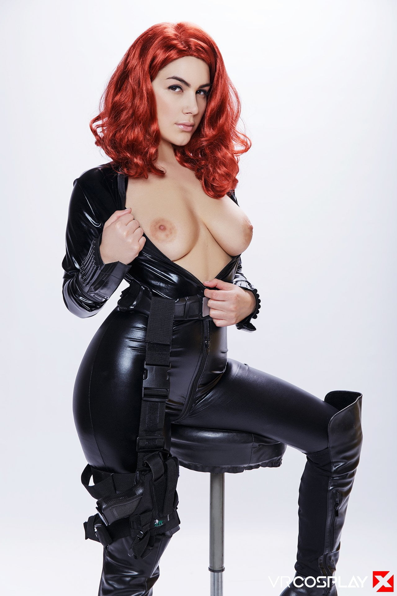 Xxx black widow