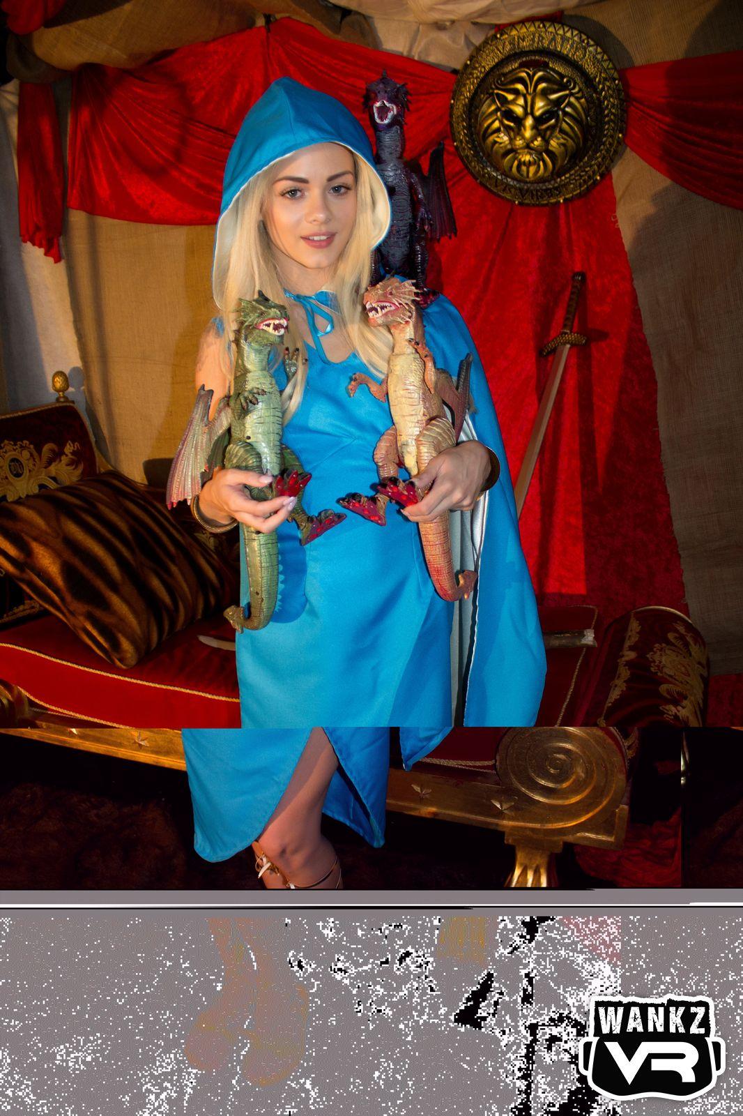 Elsa jean-game of moans